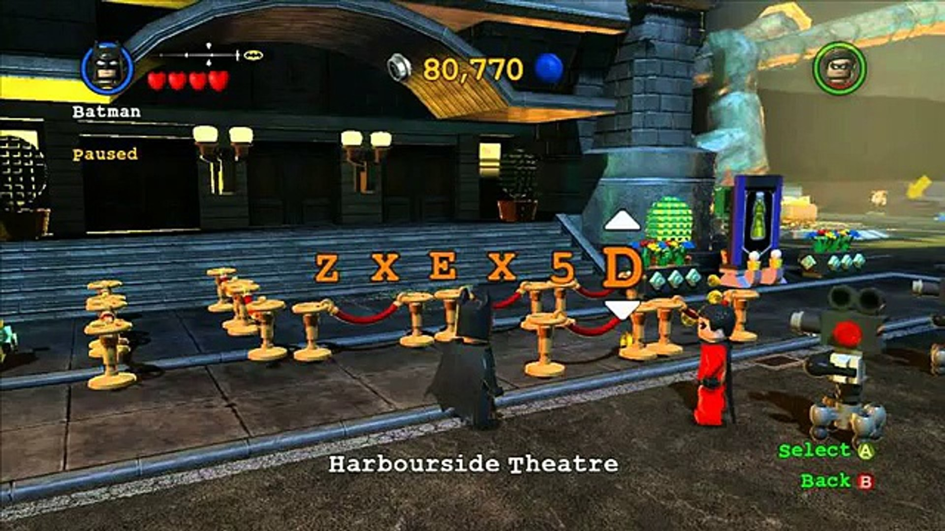 Lego Batman 2 Cheat Codes For All Vehicles Video Dailymotion