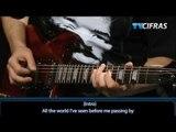System of a Down - ATWA - Aula de Guitarra - TV Cifras