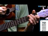 Israel Kamakawiwo'ole - Somewhere Over The Rainbow - Aula de Ukulele - TV Cifras