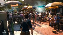 PlayStation E3 2015 Moment: Uncharted 4: A Thief's End | PS4