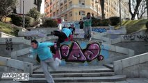 EP4: Community in Madrid - Parkour Tour