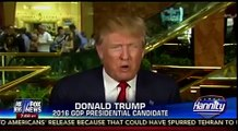Presidential Hopeful Donald Trump Hannity shows Trump Surges in polls 2016 Breaking News July 2015