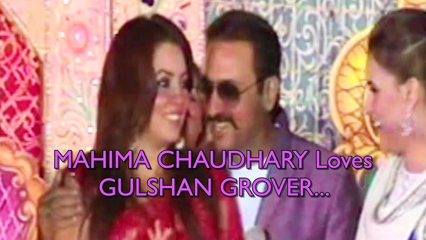 Mahima Chaudhry Loves Gulshan Grover as SARDARJI in Beeba Boys