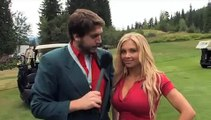 Golfing & Beautiful Women. What Could Be Bad (Sponsored)