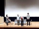 新潟県福祉保健部高齢福祉保健課職員による認知症ケアの寸劇