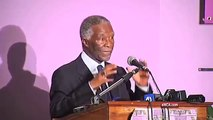 Leadership in South Africa must improve - Mbeki