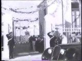 Il Duce Benito Mussolini ad Agrigento