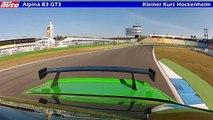 Alpina B3 GT3 Lap Hockenheim Cup tyres Michelin Pilot Sport Cup Track Test sport auto