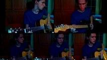 Tommy Emmanuel - The Journey guitar cover