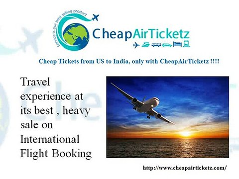 Cheap Flights from US to India