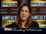 Remembering And Honoring - TIM RUSSERT - Meet The Press -(3)