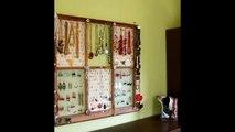 Diy Jewelry Organizer   Diy Cardboard Jewelry Organizer   Diy Coat Hanger Jewelry Organizer