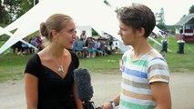Ö-Festival: Samtal med Rebecka Carlsson, Grön Ungdom