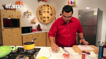 How to Make Sweetcorn Fitters With Homemade Ketchup _ Ajay Chopra