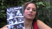My USA Adventures - Book by Leigh-Chantelle from Viva la Vegan!