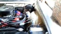 Old start coldstart pedal pumping v8 Jan 2013