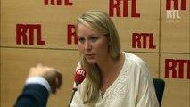 """Marion Maréchal-Le Pen : """"Je suis prise en otage dans un conflit dont je ne suis pas à l'origine"""""""