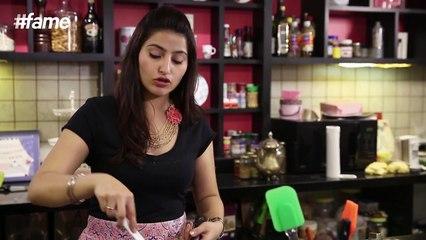 #fame food - How to Make Spinach And Corn Tart | Sahiba Kohli