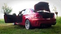Rijtest BMW M1 Coupé met Danny van Dongen