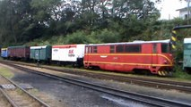 Jindřichohradecké úzkokolejky  -  Den železnice 25.9.2010