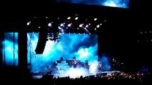 Fall Out Boy and Wiz Khalifa Albuquerque concert