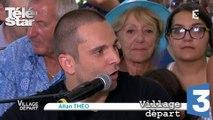 Village Départ : Franck des 2Be3 remonte un boys band avec Allan Théo et Chris des G-Squad