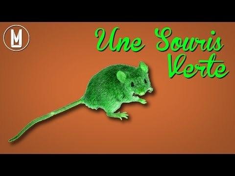 Une Souris Verte - Analyse paroles - LCDLD #1 (pilote)
