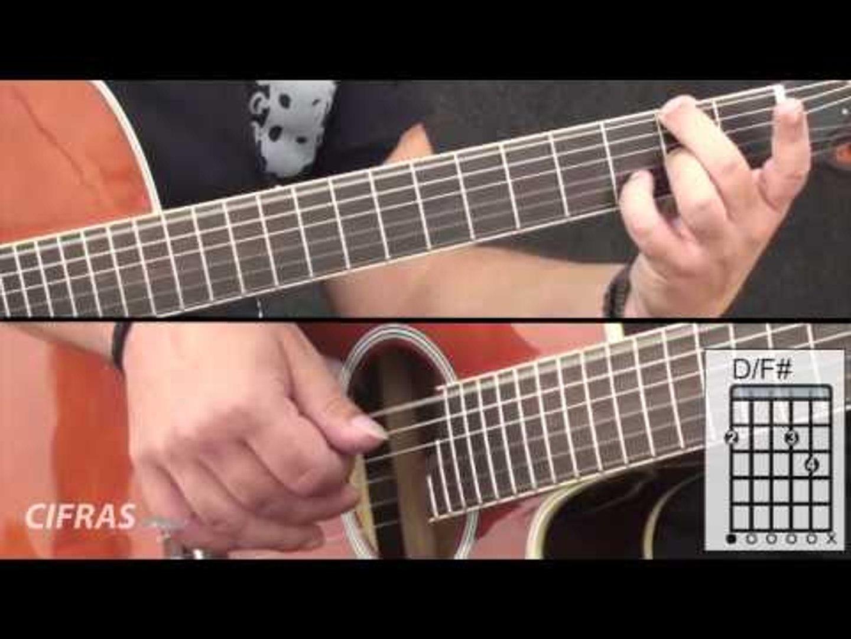 Eric Clapton - Tears in Heaven - Como tocar no TV Cifras