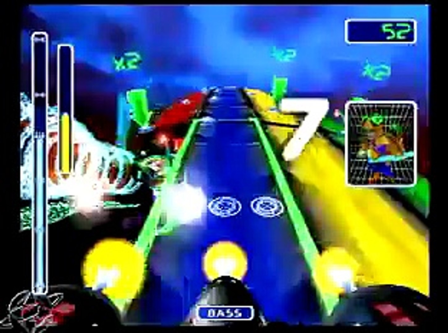 The Top 25 PS2 Games of All Time  -  POS. #25 -Amplitude 02