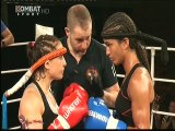 Yolande ALONSO vs Anissa MEKSEN ROAD TO BANGKOK III 30mai 2015 SUISSE