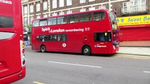 London Buses at Romford Station 28th July 2015
