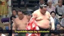 Sumo -Natsu Basho 2015  Day 13 ,May 22nd -大相撲夏場所 2015年 13日