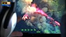Les pompiers du sud de la France scrutent le moindre départ de feux