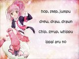 Shugo Chara! Kokoro no Tamago (Opening Theme Song #1) [lyrics on screen]