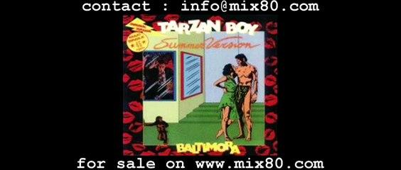 """Baltimora - Tarzan Boy (Summer Version) - 12"""" Maxisingle"""