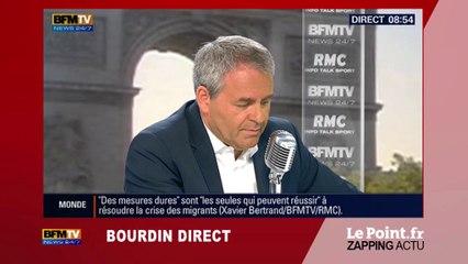 "Bertrand : ""On s'en fout du destin de Hollande""- Zapping du 29 juillet"