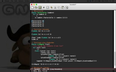 GNU EMACS SEMAINE 4 VIDEO 3