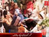 Modi returns Sharif's Mango gift with martyring Pakistani civilian by firing on LoC - Protest in Indian occupied Jammu _$$ Kashmir