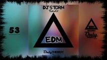 DJ STORM - TUNDER #53 EDM electronic dance music records 2014