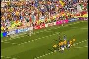 Italia Australia Azione Di Grosso E Rigore Di Totti Fabio Caressa Diretta Sky