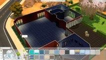 Sims 5 Villa Bauen Anleitung Villa De Luxe Construction Floating