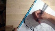 Drawing a Lamborghini Aventador | Drawing #1