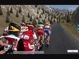 Pro Cycling Manager 2010: Pau - Col du Tourmalet (Tour de France) Armstrong wins