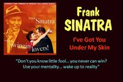 I've Got You Under My Skin (Frank Sinatra - with Lyrics)