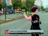 Parada Militar: Lo más extraño que hemos visto hasta ahora [Fotos y videos]