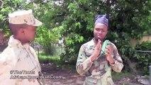 American Soldiers vs Nigerian Soldiers Speed Test