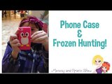 The Doll Hunters in Search of Disney Frozen Anna and Elsa Change Purses