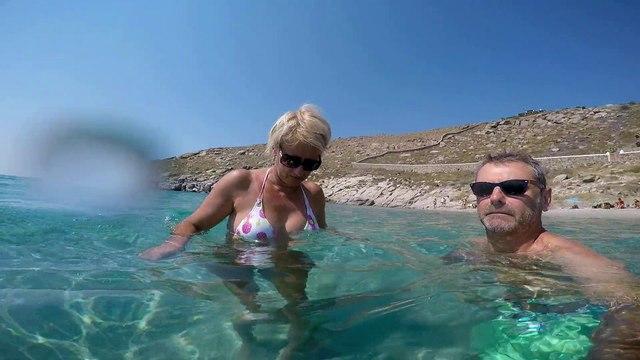 Vacances :Athenes et Cyclades ( Mykonos et Milos )