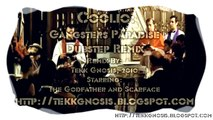 Tekk Gnosis ft. Coolio - Gangsters Paradise (Dubstep Remix) - The Godfather vs Scarface Music Video