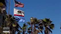 CALIFORNIA supports NAZI POLICE STATE & Door to Door GUN CONFISCATION! - WAKE UP!